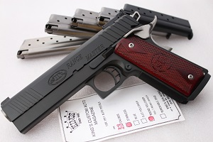 STI International The Range Master